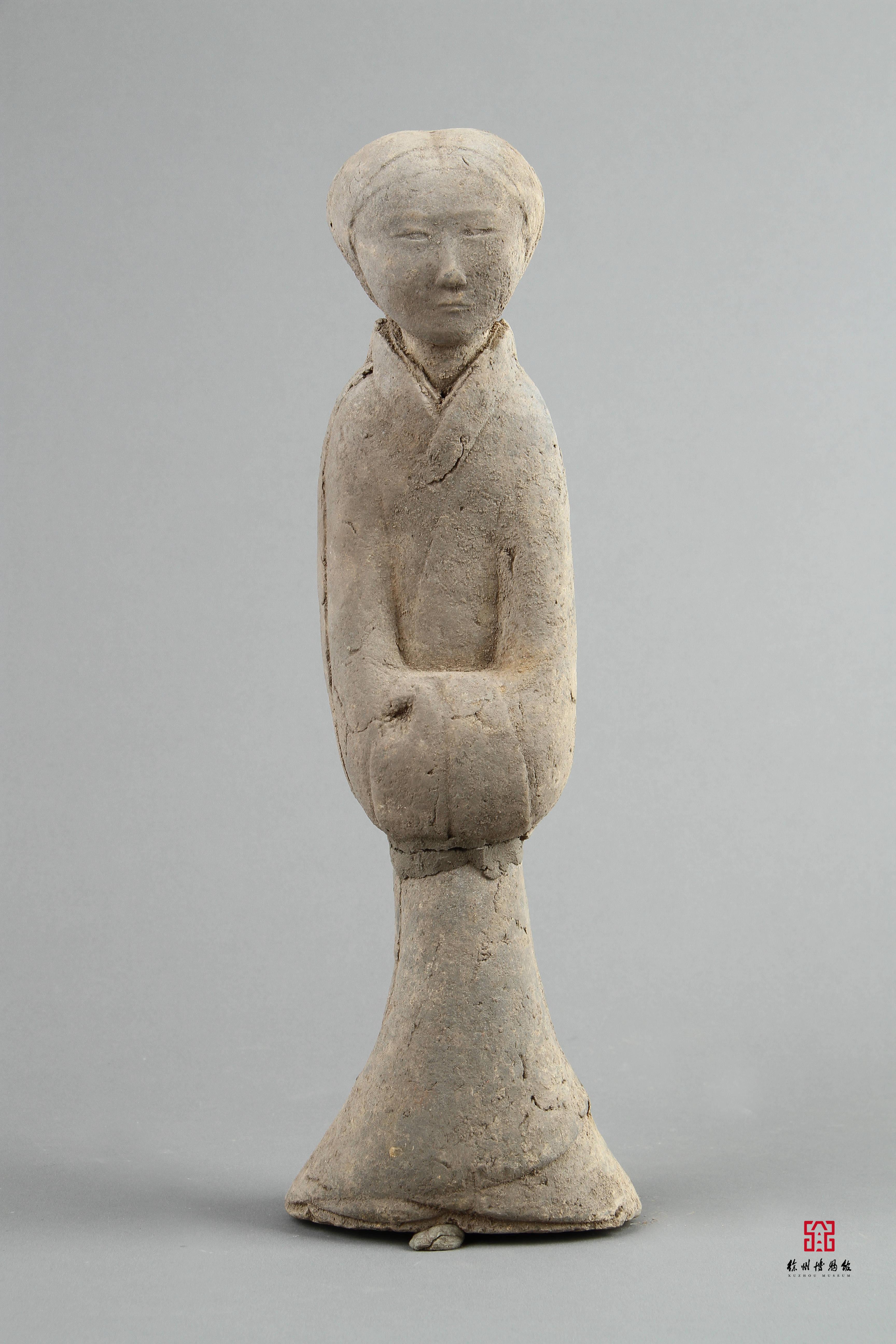 江苏广电 党建_陶俑_徐州博物馆